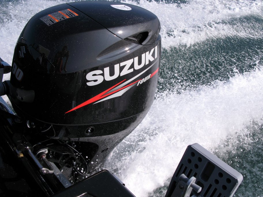 f3 - suzuki 90 - product review - articles