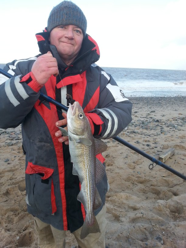 Charlie Rossall Cod